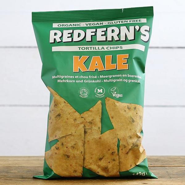 Tortilla Chips Kale Gluten Free, Vegan, ORGANIC