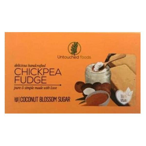 Chickpea Coconut Fudge Gluten Free, Vegan