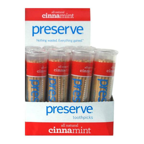 Mint Tea Tree Toothpicks