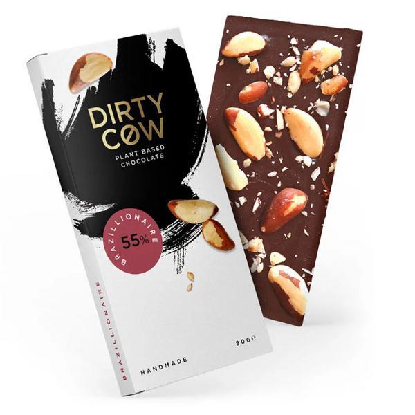 Brazillionaire Chocolate dairy free, Gluten Free, Vegan