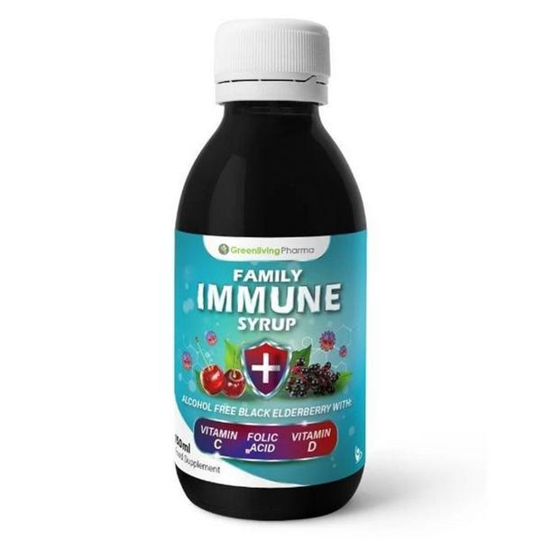 Immune Syrup Vegan