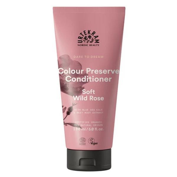 Colour Preserve Soft Wild Rose Hair Conditioner Vegan, ORGANIC