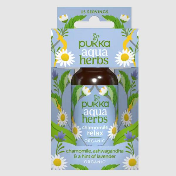 Chamomile Relax Aqua Herbs ORGANIC