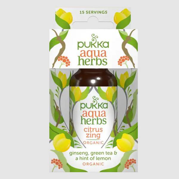 Aqua Herbs Citrus Zing ORGANIC