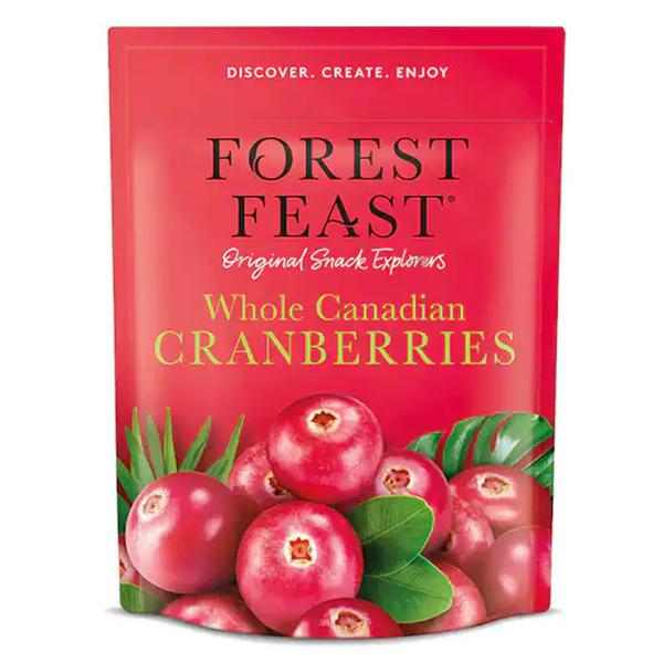 Canadian Dried Cranberries Vegan