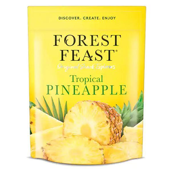 Tropical Pineapple sugar free, Vegan
