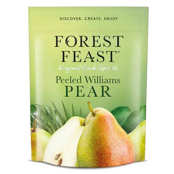 Williams Pear Peeled Gluten Free, sugar free, Vegan