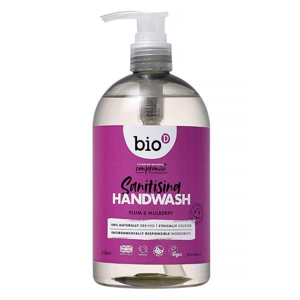 Sanitising Plum & Mulberry Hand Wash