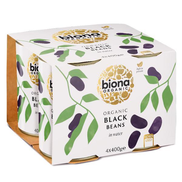 Black Beans Vegan, ORGANIC