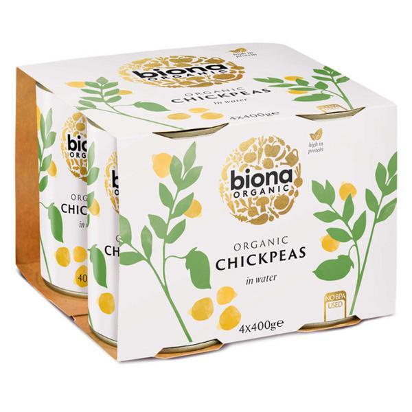 Chickpeas sugar free, Vegan, ORGANIC