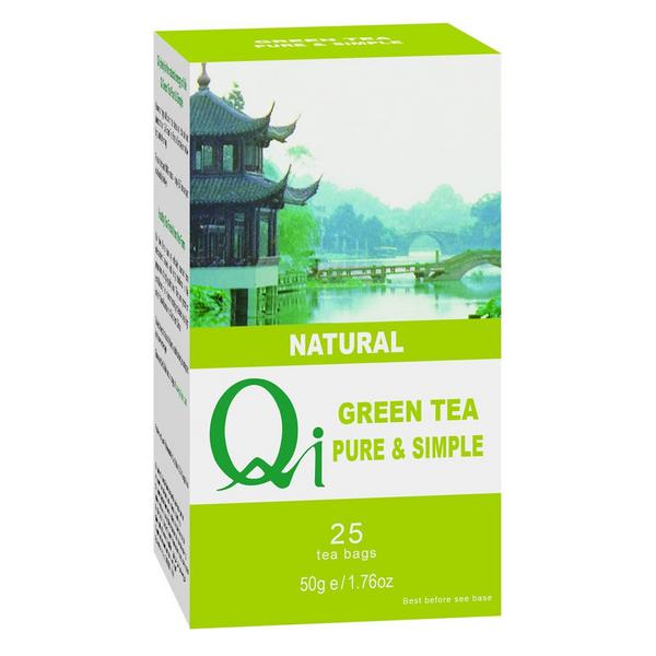 Green Tea Pure and Simple