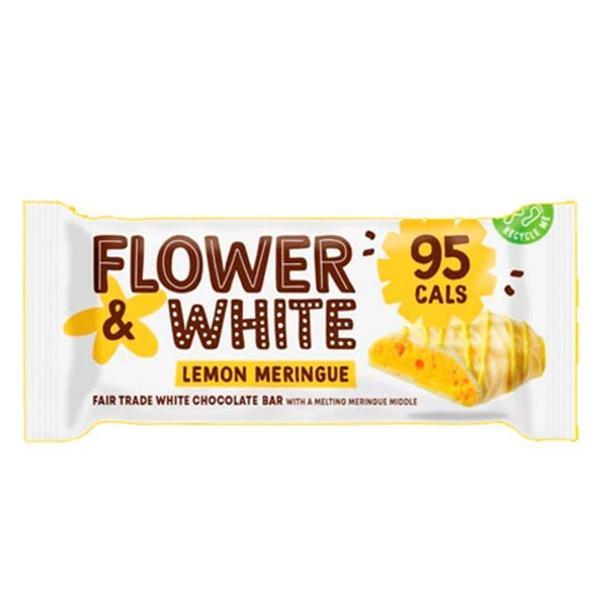 Lemon Meringue Bar Gluten Free, FairTrade
