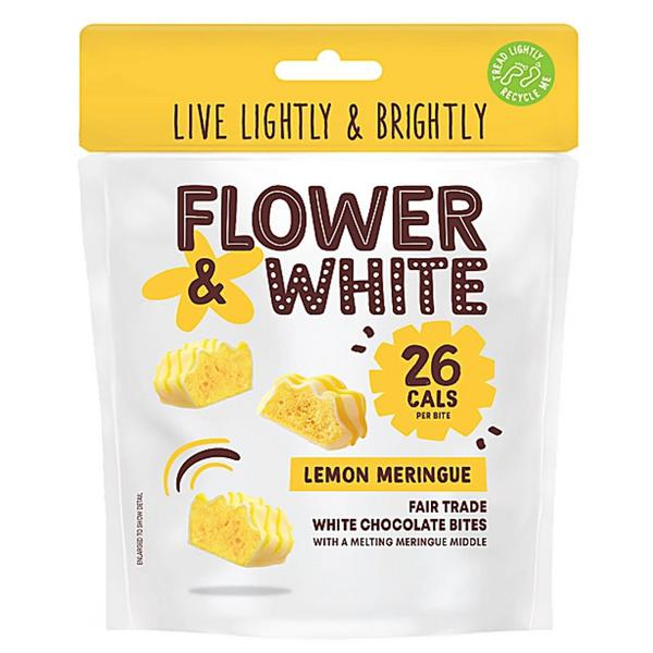 Lemon Meringue Bites Gluten Free, FairTrade