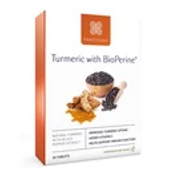 Turmeric Bioperine Capsules Vegan