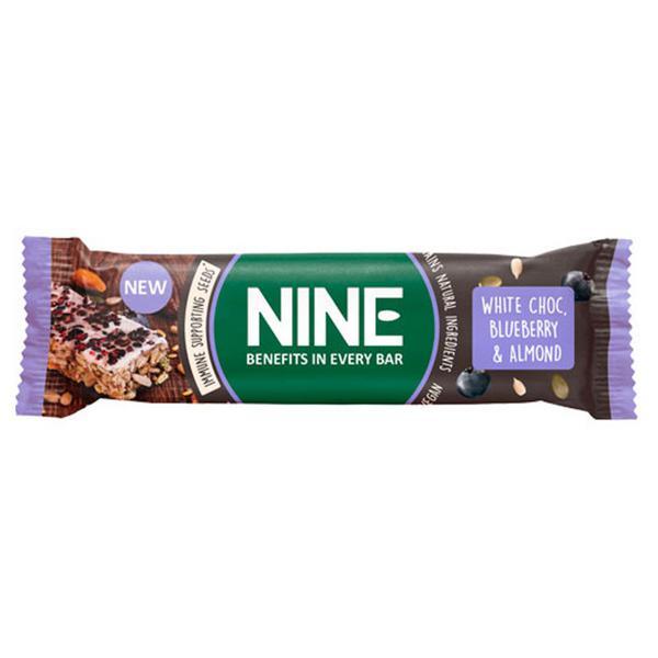 White Chocolate Blueberry & Almond Seed Bar