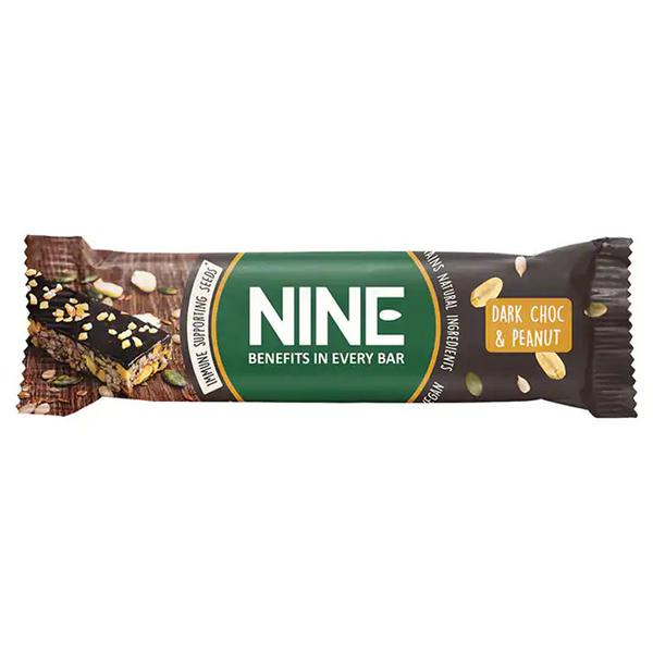 Dark Chocolate & Peanut Seed Bar