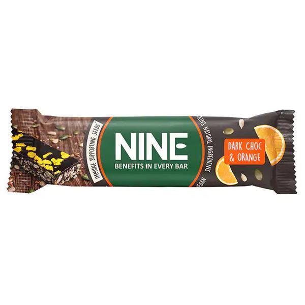 Dark Chocolate & Orange Seed Bar