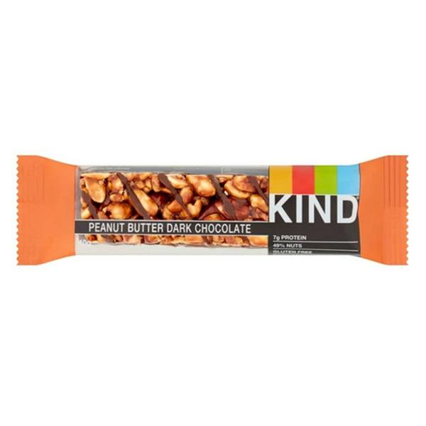 Peanut Butter & Dark Chocolate Bar