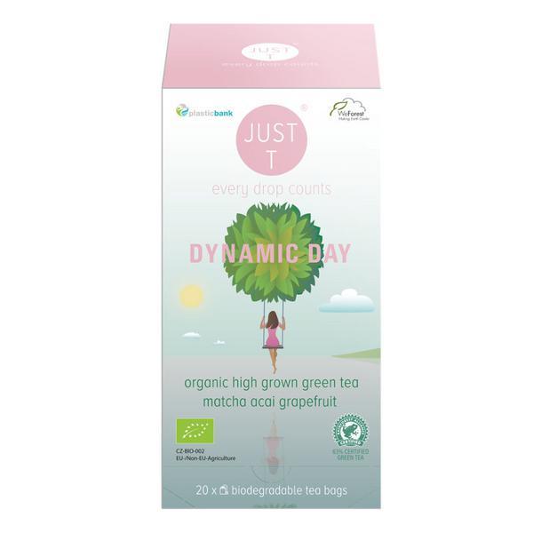 Dynamic Day Acai & Grapefruit Green Tea ORGANIC