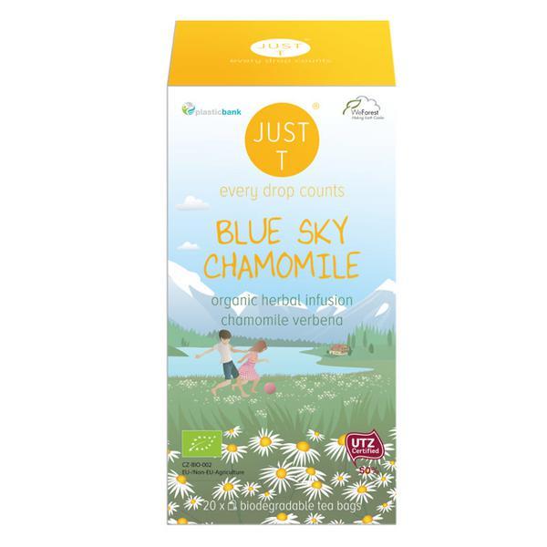 Blue Sky Chamomile & Verbena Herbal Infusion ORGANIC
