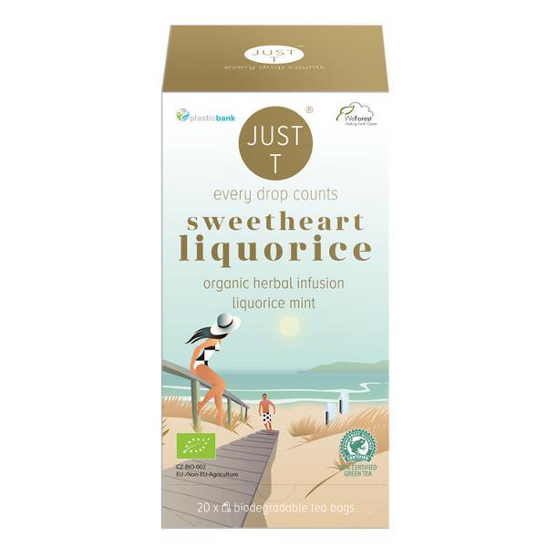Sweetheart Liquorice & Mint Herbal Infusion ORGANIC
