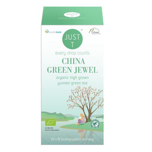 China Green Jewel Green Tea ORGANIC