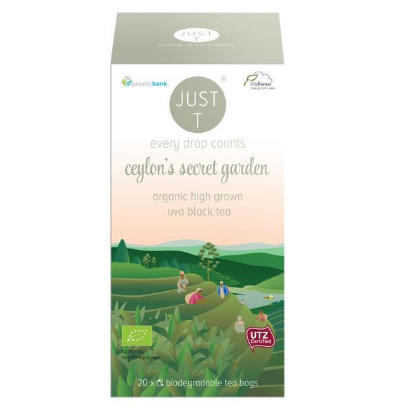 Ceylon?s Secret Garden Black Tea ORGANIC