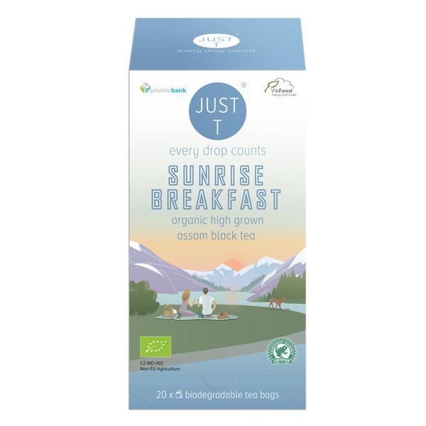 Sunrise Breakfast Assam Black Tea ORGANIC