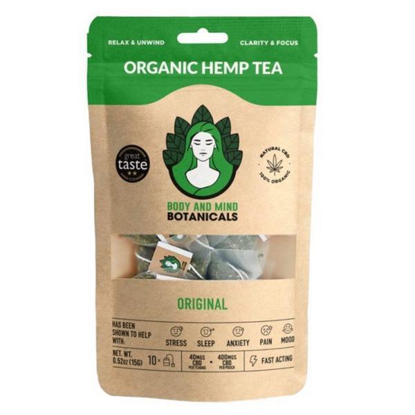 Original Hemp Tea ORGANIC