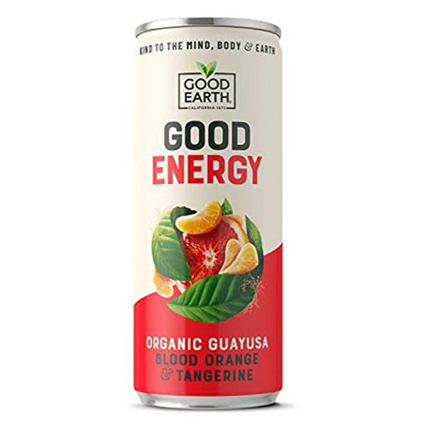 Blood Orange Good Energy Drink ORGANIC