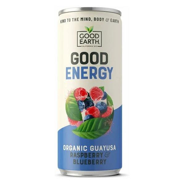 Good Energy Raspberry & Blueberry Drink ORGANIC