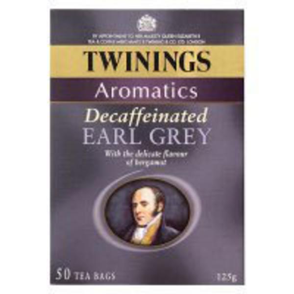 Earl Grey Tea Decaffeinated