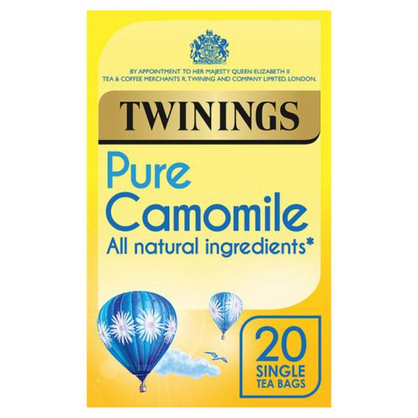 Calming Chamomile T-Bags