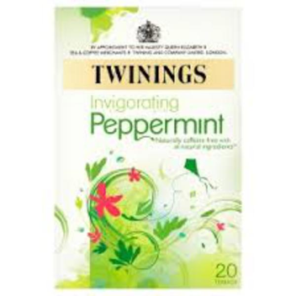 Invigorating Peppermint T-Bags
