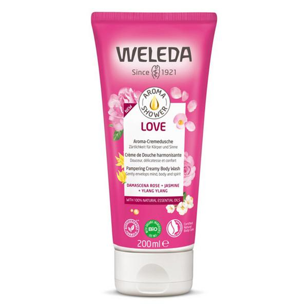 Aroma Love Pampering Body Wash