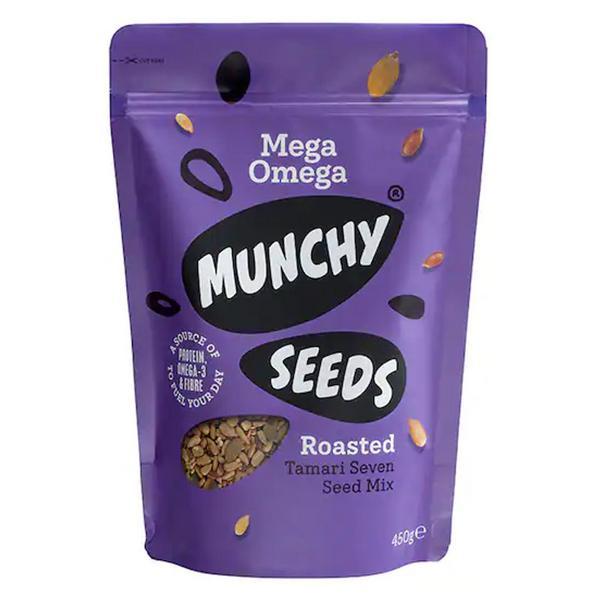 Toasted Tamari Savoury Sprinkle Seeds Vegan