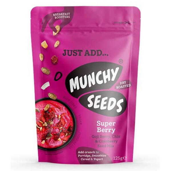 Super Berry Breakfast Booster Seeds Vegan