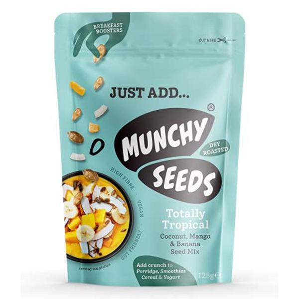 Totally Tropical Breakfast Booster Seeds Vegan
