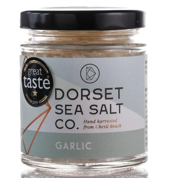 Garlic Infused Sea Salt
