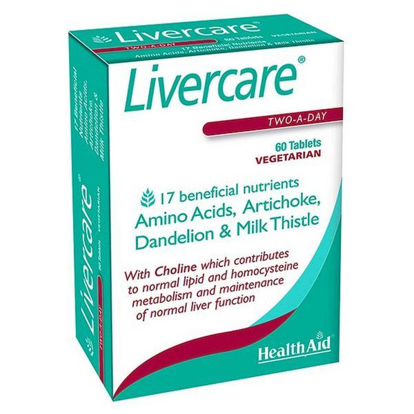 Livercare Tablets