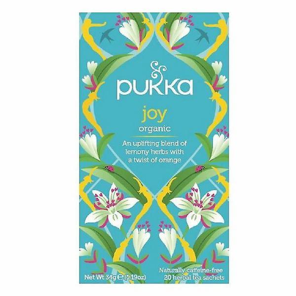 Herbal Tea Joy Uplifting Blend ORGANIC