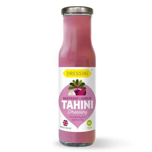 Tahini Dressing Beetroot & Garlic Vegan
