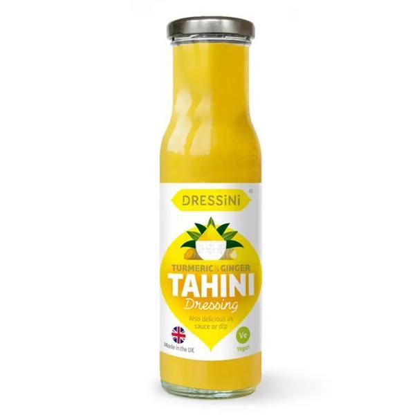 Tahini Dressing Turmeric & Ginger Vegan