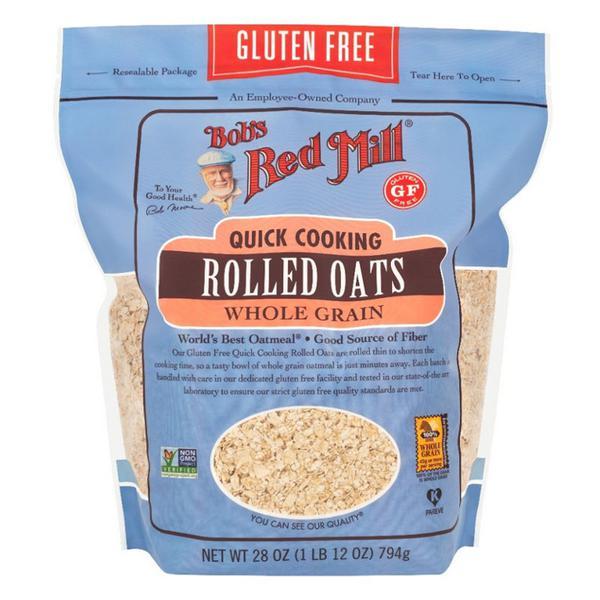 Wholegrain Oats Rolled Gluten Free