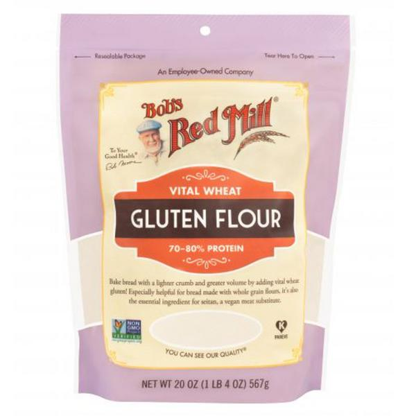 Vital Wheat Gluten Flour Vegan