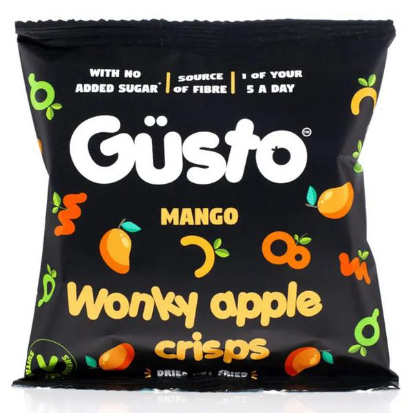 Air-Dried Wonky Apple Crisps Mango