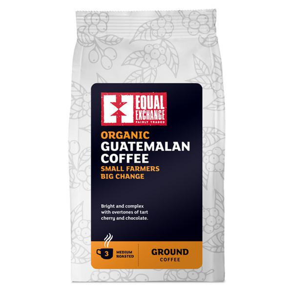 Guatemalan Ground Coffee ORGANIC