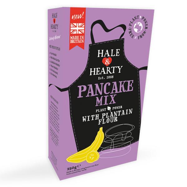 Pancake Mix With Plantain Flour