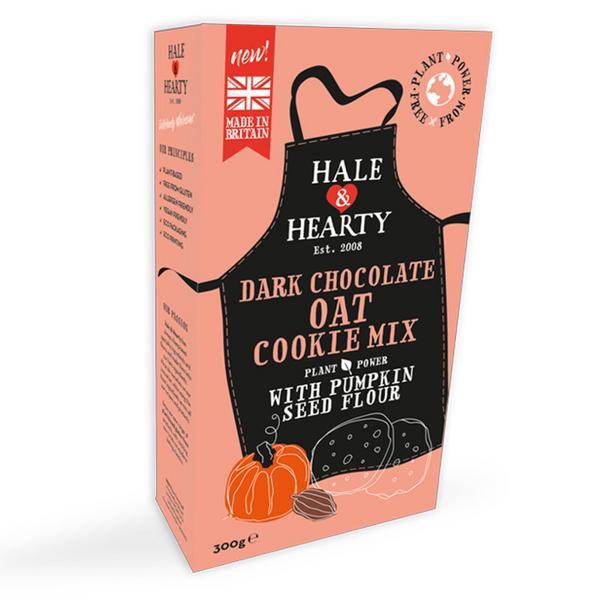 Dark Chocolate Oat Cookie Mix