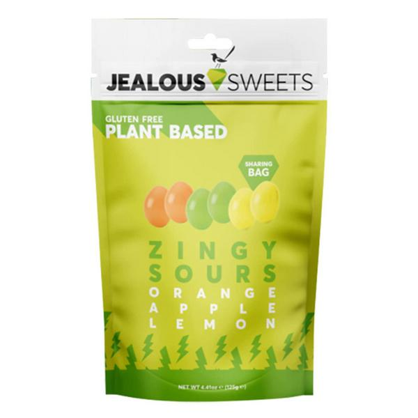 Plant Based Zingy Sours Sweets Sharing Bag